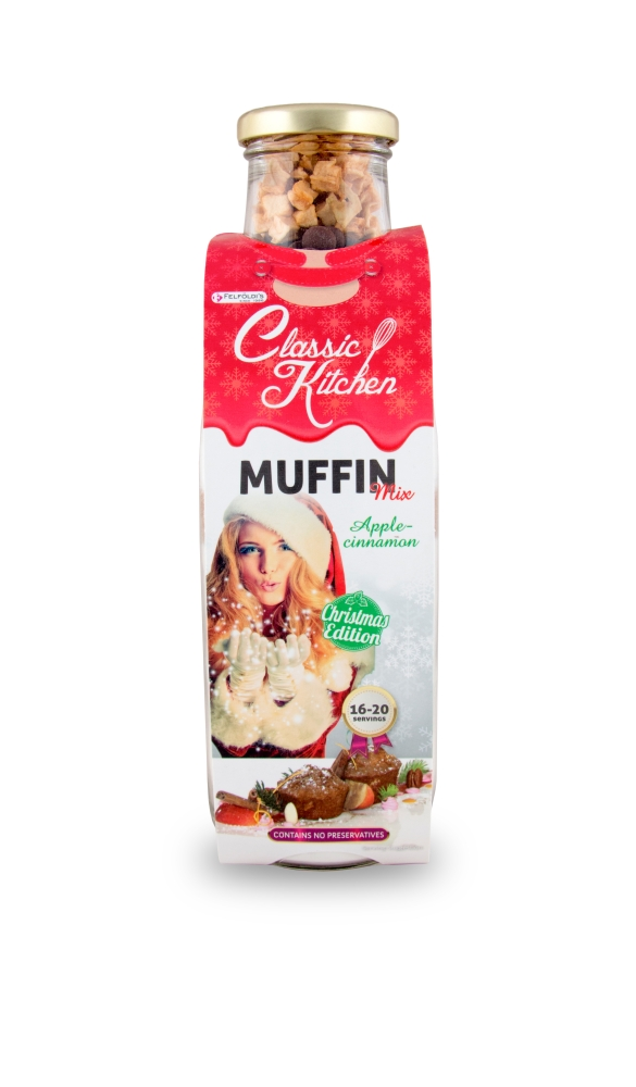 Classic Kitchen Christmas Muffin