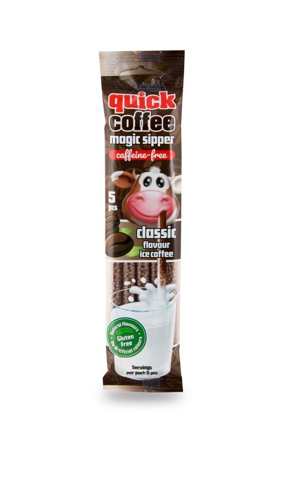 Quick Coffee 5 Caffeine-free