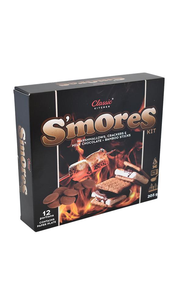 Smore's 12 kit