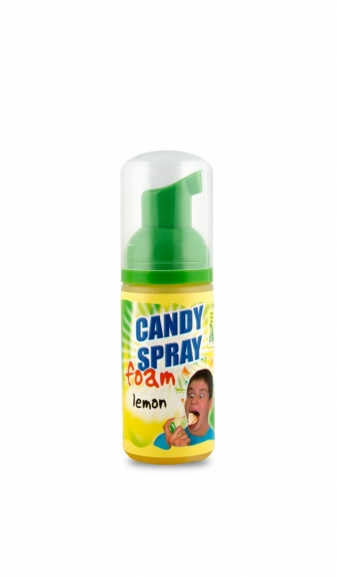 Candy Spray Foam