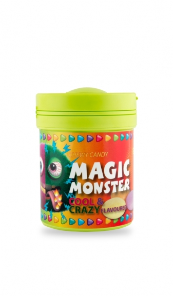 MAGIC MONSTER Chewy Candy